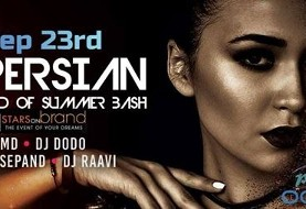 Persian End of Summer Bash