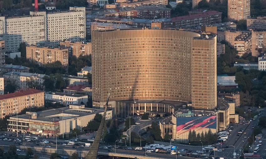 آتشسوزی در هتل کاسموس مسکو؛ صدها نفر تخلیه شدند