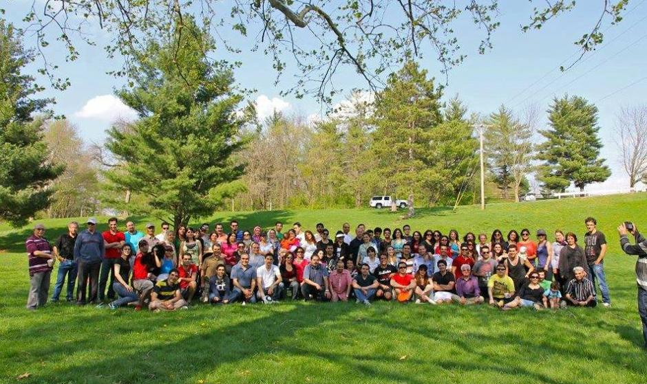 Sizdeh Bedar 2019 (Persian Picnic in Nature Day)