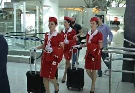 حراست فرودگاه تفلیس گرجستان برای بازرسی امنیتی زنان ایرانی را مجبور به برداشتن حجاب کرد