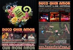 Disco Gher Amor