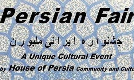 Persian Family Fair in Melbourne