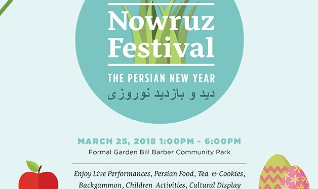 Nowruz Festival, Free and Open to The Public