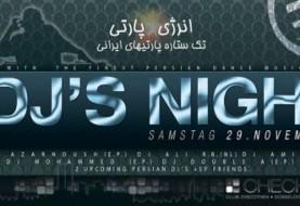 Persian Party: DJ's Night