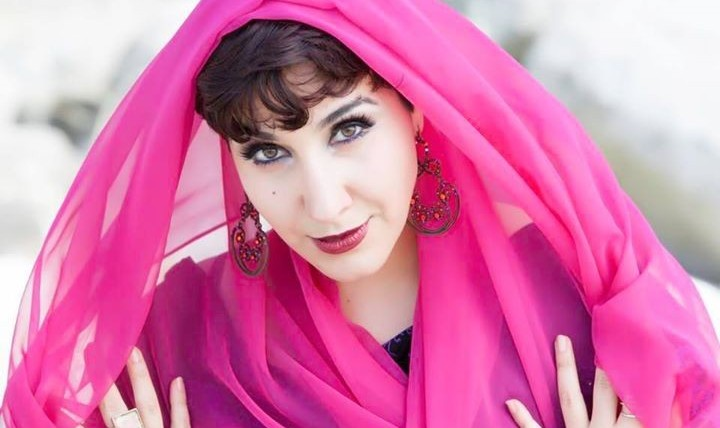 Workshops with Harla: Iranian Dance Fusion