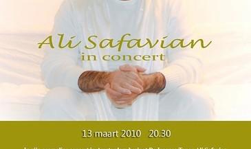 Ali Safavian Concert