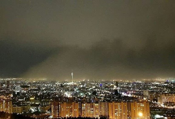 Weather alert issued for Tehran