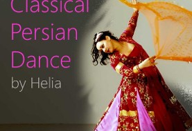 Persian Dance Workshop by Helia Bandeh