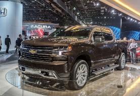 تصاویر مقایسه برترین وانتهای غول آسای آمریکایی در  نمایشگاه خودروی دیترویت: شورلت سیلورادو، فورد رنجر و رم ۱۵۰۰
