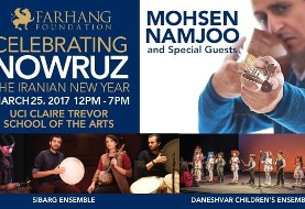 Celebration of Nowruz in Orange County