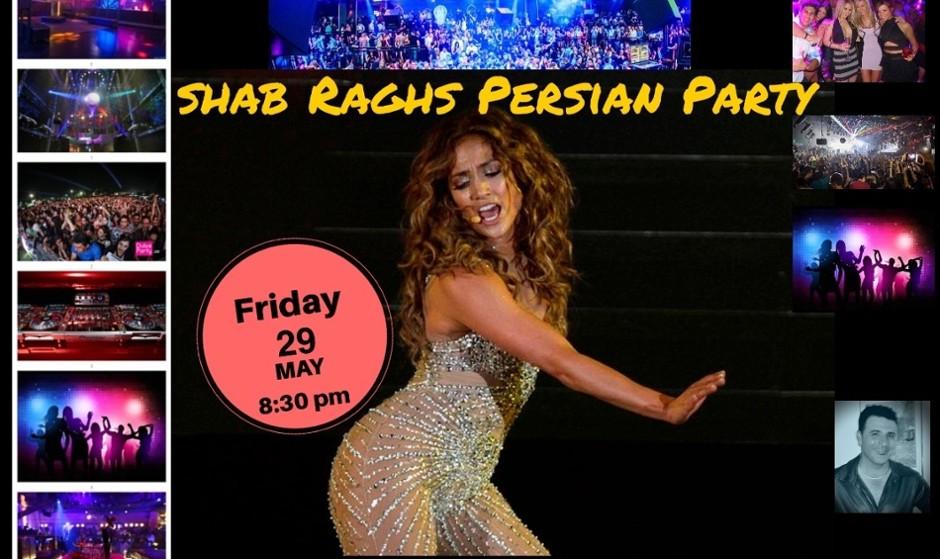 Shab Raghs Party Perth