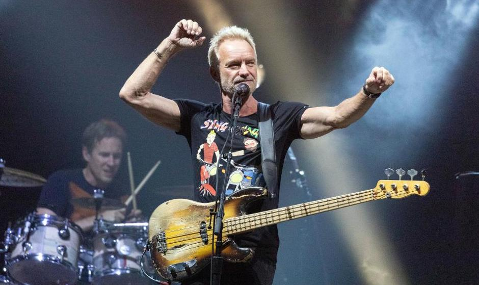 Twenty Years Later, This Sting Song Inspired by Persian Poet Still ...