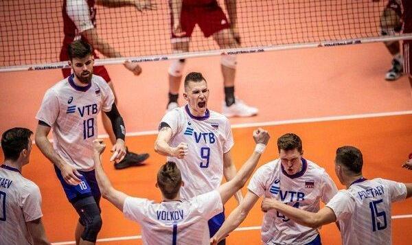 ایران و کانادا، نخستین مصاف والیبال در ارومیه/ روسیه پیروز نخستین دیدار هفته سوم لیگ ملتهای والیبال