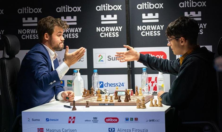 قهرمان شطرنج جهان: از استعداد فیروزجا شگفت زده ام و پیش بینی می ...