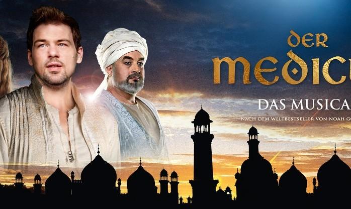Ibn Sina: Der Medicus Das Musical Nach Dem Roman Von Noah Gordon