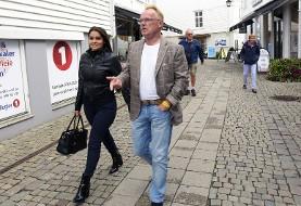 دلباختگی به این دوست دختر ایرانی وزیر حزب ضد مهاجرین نروژی را مجبور به ...