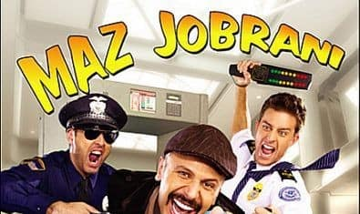 Stand Up Comedy Show By Maz Jobrani and K-von