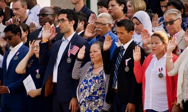 ترس از رای دادن مهاجرین؟ اداره مهاجرت تحت مدیریت ترامپ مدت زمان ...