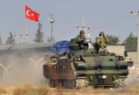 Turkish army enters Syria into Kurdish-controlled areas