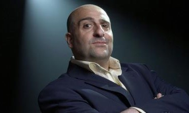 Omid Djalili's Stand Up Comedy Show Recording in BBC