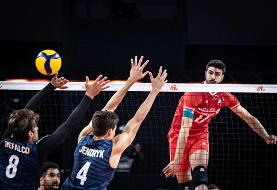 Iran Defeats Canada, US, Italy in Volleyball Nations League