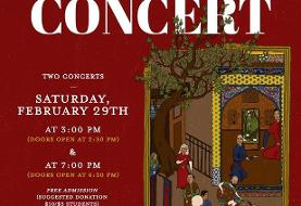 The Persian Concerts for All Ages