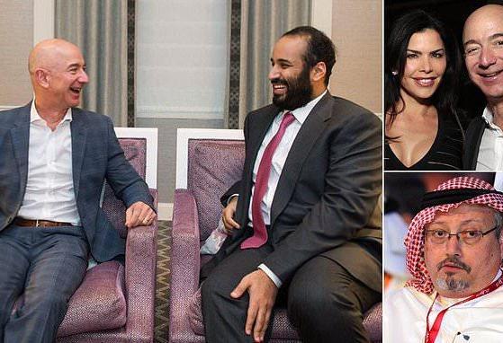 چگونه کینه توزی ترامپ و گاوبندی با عربستان برای رئیس آمازون ۳۷ ...
