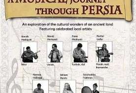 A Musical Journey Through Persia