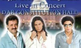 کنسرت معین، کامران و هومن در واشنگتن