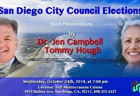 Presentations on San Diego City Council Election