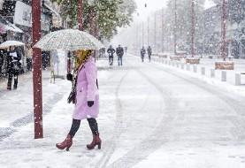 تهران سفید پوش میشود؟ برف و کولاک در ارتفاعات البرز، آلودگی هوای پایتخت از دوشنبه