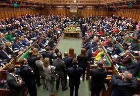 پارلمان بریتانیا برای سومین بار توافق ترزا می برای خروج از اروپا را رد کرد