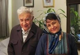 یادبود عزت الله و هاله سحابی و سخنرانی عبدالعلی بازرگان