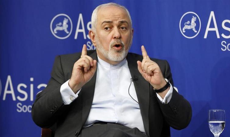 ظریف خطاب به رهبری آمریکا: هرگز یک ایرانی را تهدید نکن؛ احترام را آزمایش کن، جواب میدهد