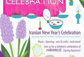 Children's Celebration of Nowruz: Iranian New Year