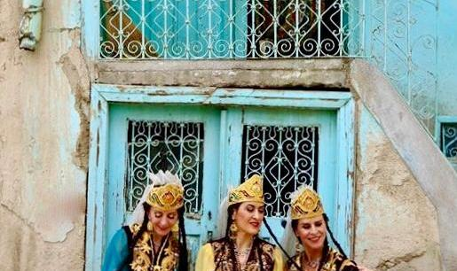 Carolyn Krueger's GULISTAN DANCE THEATER: Dancing the Silk Road