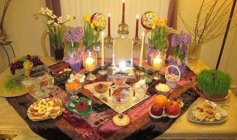 Nowruz 2017: Spring Equinox