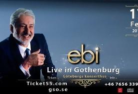کنسرت ابی در سوئد
