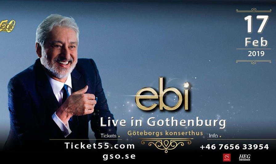 Ebi, Live In Gothenburg