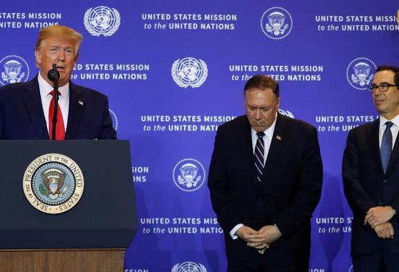 ترامپ و پمپئو: ایران پیشنهاد آمریکا را رد کرد! هیچ تحریمی مانع ...