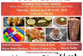 جشنواره غذاهای ترکی و ترکیه ای