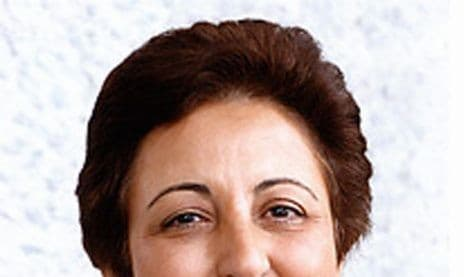 60 Anniversary of International Charter of Human Rights with Shirin Ebadi