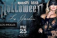 Halloween Monster Bash at Le Jardin Hollywood