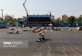 BREAKING NEWS, Pictures and Videos: ISIL-inspired Attack in Ahvaz Kills IRGC and Bystanders
