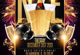 New Years Eve ۲۰۱۴ - Persian Party