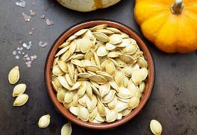 Pumpkin seeds an amazing source of nutrients