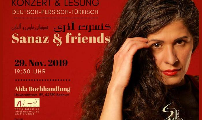 Sanaz & Friends: Persien, Aserbaidschan, Türkei