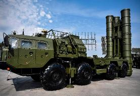 ترکیه اولین محموله اس-٤٠٠ روسی را تحویل گرفت