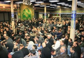 Arbaeen at Islamic Iranian Centre of Imam Ali