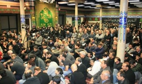 The Arbaeen in Islamic Educational Center of Orange County
